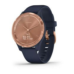 GARMIN vivomove 3S Rose Gold Navy