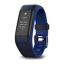 GARMIN vivosmart HR+ GPS narukvica - plava (regular)