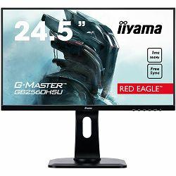IIYAMA GB2560HSU-B1 G-MASTER Diagonal 24.5