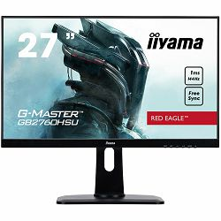IIYAMA GB2760HSU-B1 RED EAGLE  G-MASTER Red Eagle – join the PRO squad Diagonal 27