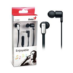Genius HS-M260B,in-ear headset,crne