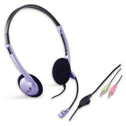 Genius 02B set, slušalice i mikrofon