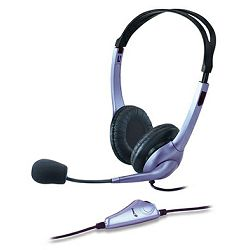 Genius HS-04S, slušalice s mikrofonom, 1 x 3,5 mm