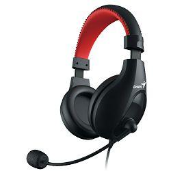 Genius HS-520 set, slušalice i mikrofon
