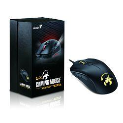 Genius Scorpion M6-600, igraći miš, crni