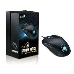 Genius Scorpion M8-610, igraći miš, crni