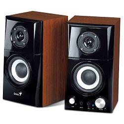 Genius zvučnici SP-HF500A II, 16W, drveni