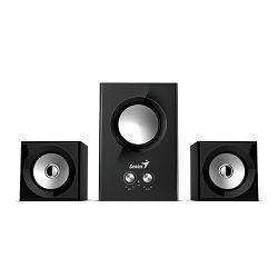 Genius zvučnici SW-2.1 375, subwoofer,crni