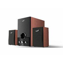 Genius zvučnici SW-HF2.1 1700 II, 45W, 3,5mm, drvo