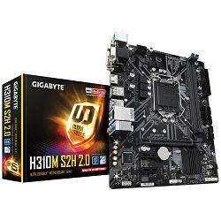 Gigabyte H310M-S2H V2, 1151 CL