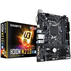 Gigabyte H310M-M2 2.0, 1151 CL, VGA, HDMI