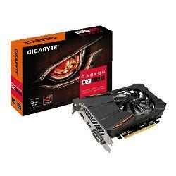 Gigabyte RX 550 D5 , 2GB GDDR5, HDMI, DVI