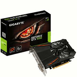 Gigabyte GF GTX1050 D5, 2GB GDDR5