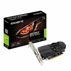 Gigabyte GF GTX1050 Ti, 4GB GDDR5
