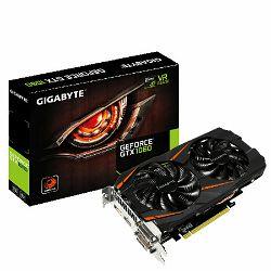 Gigabyte GF GTX1060 WF2 OC, 3GB GDDR5