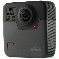 GoPro Fusion 5.2K30p 3K60p 18Mpx 360 video WiFi GPS Sportska akcijska digitalna kamera, CHDHZ-101