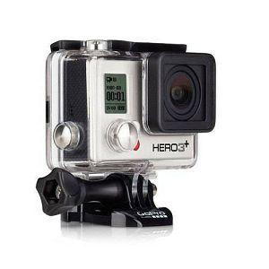 GoPro HERO3+ Silver Edition EU, CHDHN-302-EU