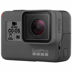 GoPro HERO5 Black Edition -  4K, 120p, 12Mpx, WiFi, GPS, Sportska akcijska digitalna kamera, CHDHX-501-EU