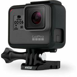 GoPro HERO6 Black Edition 4K60p 2.7K120p 12Mpx WiFi GPS Sportska akcijska digitalna kamera, CHDHX-601