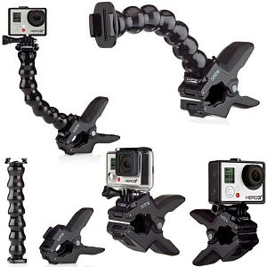 GoPro Jaws: Flex Clamp, ACMPM-001