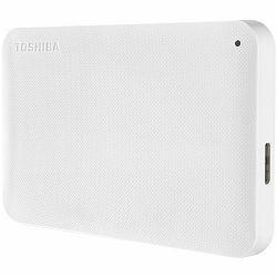 Toshiba External Hard Drive Canvio Ready (2.5 2TB, USB3.0, White)