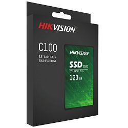 Hikvision C100 SSD 120GB, 2,5