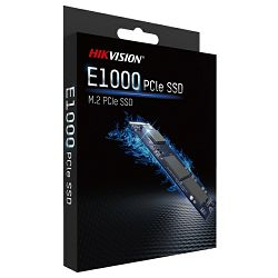 Hikvision E1000 SSD 256GB, M.2 2280, R1950/W1260