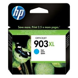 HP 903XL High Yield Cyan Original Ink Cartridge, T6M03AE