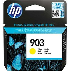 HP 903 Yellow Original Ink Cartridge, T6L95AE