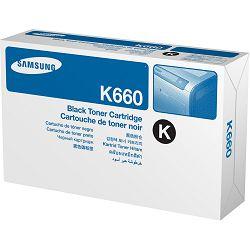 Hp Samsung CLP-K660A Black Toner Cartrid, ST899A