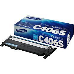 Hp Samsung CLT-C406S Cyan Toner Cartridg, ST984A