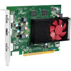 AMD Radeon RX550 4GB 2DP Card, 3TK71AA