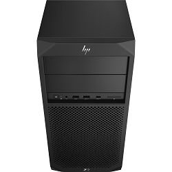 HP Z2 TWR G4 - Intel i7-8700 / 256GB SSD / 16GB RAM / Windows 10 Pro 64, 4RX41EA