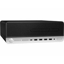HP ProDesk 600 G5 SFF - Intel i5-9500 4.4GHz / 8GB RAM / 256GB SSD / Intel UHD 630 / VGA port / Windows 10 Pro, 7AC34EA