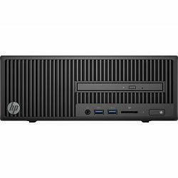 HP 280 G2 SFF - Intel i3-6100 3.7GHz / 4GB RAM / 500GB HDD / Intel HD 530 / DOS, Y5Q31EA