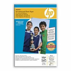 Hp Advanced Glossy Photo 10x15 100l, Q8692A