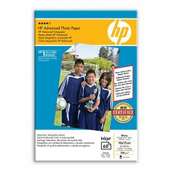 Hp Advanced Glossy 10x15 borderle, Q8008A