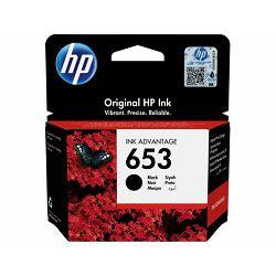 3YM75AE HP tinta, No.653, crna