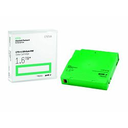 HP LTO-4 Ultrium 1.6TB Read/Write Data Cartridge