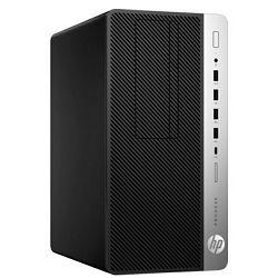 HP ProDesk 600 - Intel i3-7100 3.9GHz / 4GB RAM / HDD 500GB / Intel HD 630 / Windows 10 Pro / MT, 1HK51EA