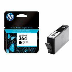 HP 364 Black Ink Cartridge, CB316EE#ABB