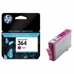 HP 364 Magenta Ink Cartridge, CB319EE