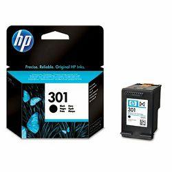 HP 301 Black Ink Cartridge, CH561EE
