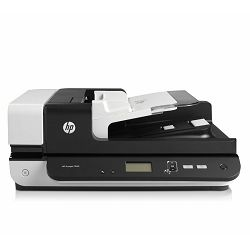 HP ScanJet Enterprise Flow 7500 Flatbed Scanner, L2725B
