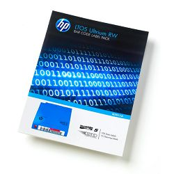 HP LTO5 Ultrium RW Bar Code Label Pack