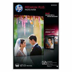 HP Premium Plus Glossy Photo Paper/10x15, CR695A