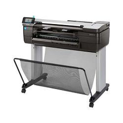 HP DesignJet T830 MFP Printer 24'', F9A28A