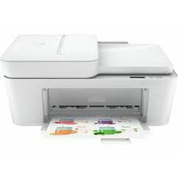 HP Deskjet Plus 4130 All-in-One Printer, 7FS77B