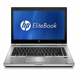 HP EliteBook 8470p - Intel i7-3520M / 4GB RAM / 500GB HDD / Radeon 7570M / Windows 7 Pro, B6P95EA