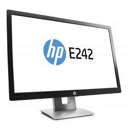 HP 24 Elite E242, LED,FHD,VGA, USB, 7ms, M1P02AA